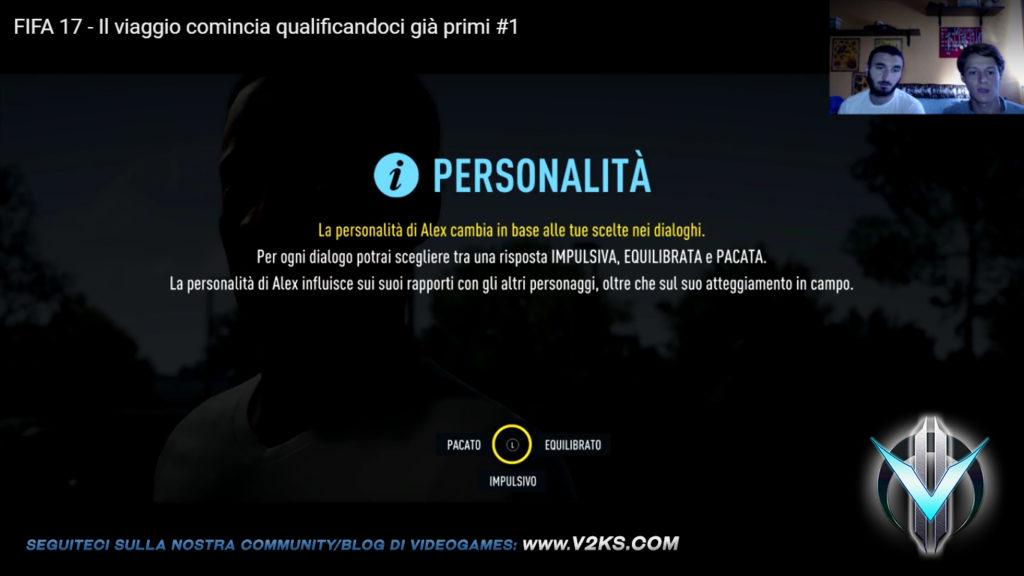 Primo Video FIFA 17