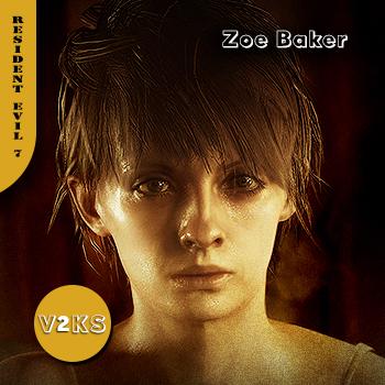 Resident Evil 7 (Gameplay) Zoe Baker
