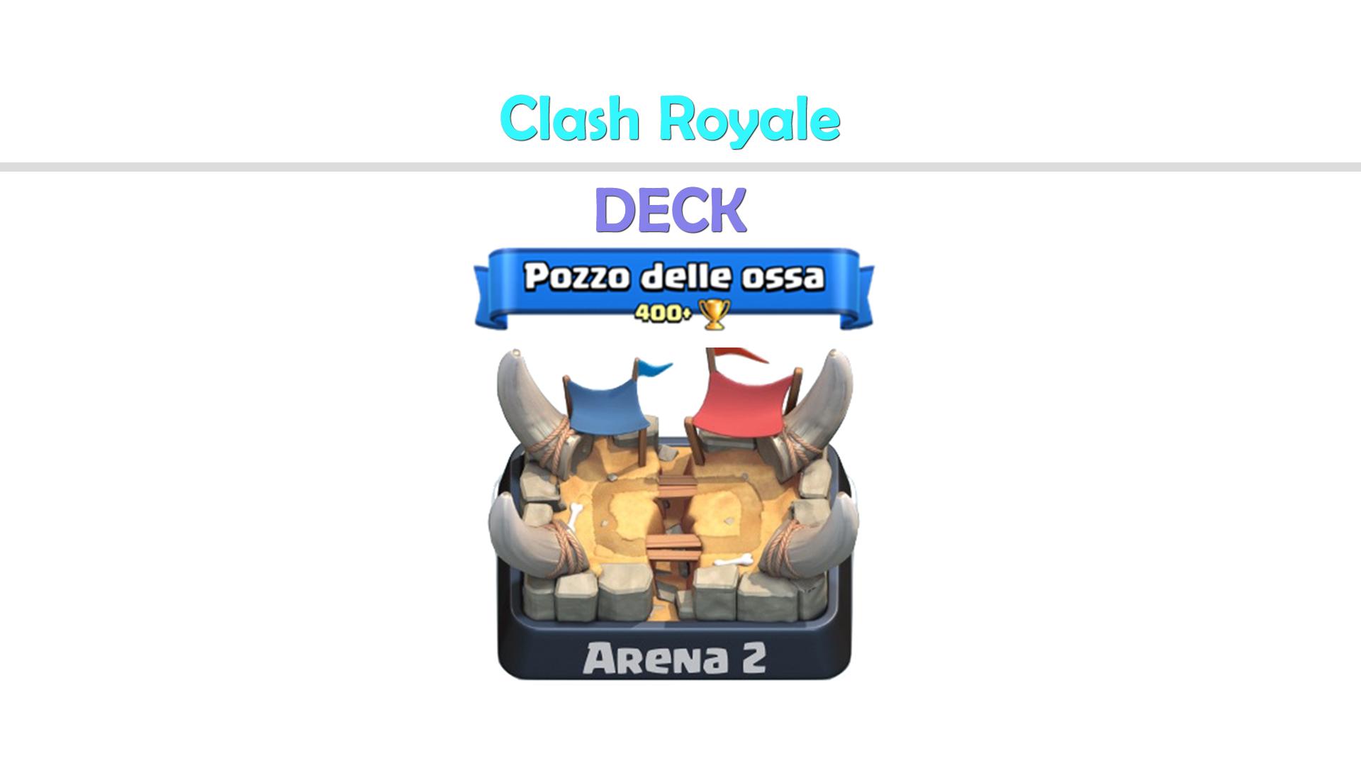 Deck Arena 2 Clash Royale