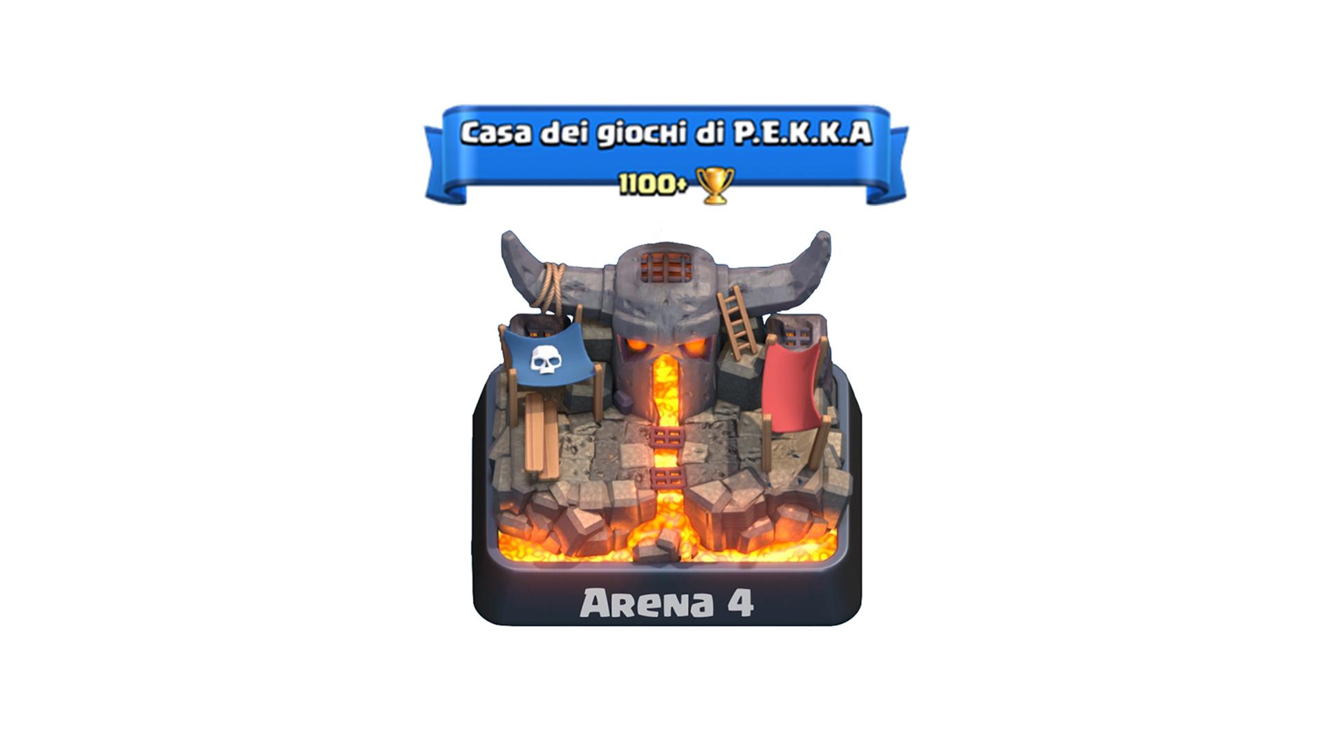 deck4 clash royale i migliori deck