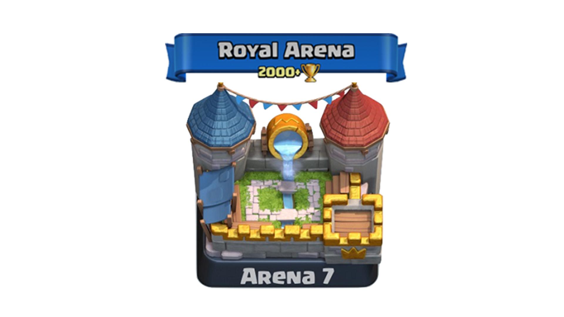 Recensione Deck Arena 7 Clash Royale