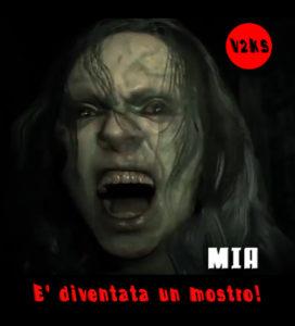 mia-v2ks-mostro Resident Evil 7 (Gameplay)