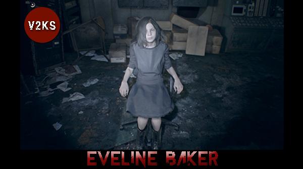 RESIDENT EVIL 7: BIOHAZARD Eveline si è fatta viva finalmente...