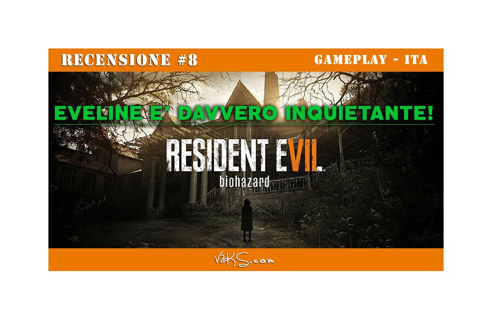 RESIDENT EVIL 7: BIOHAZARD Eveline
