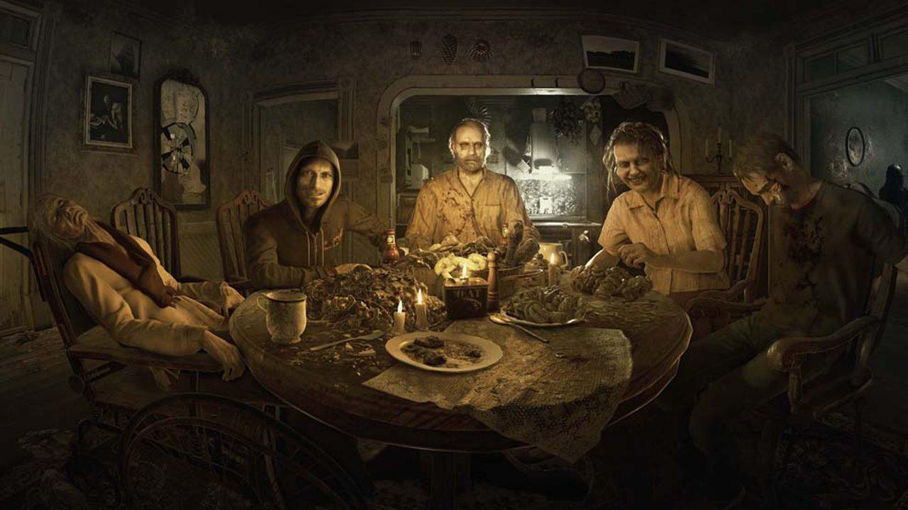 famiglia Baker Residente Evil 7 Recensione 2